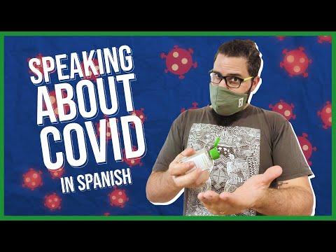 Corona Virus 👾: ESSENTIAL Spanish phrases to speak about Covid19
