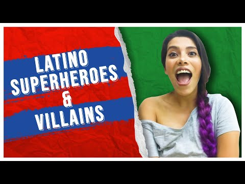 6 Latino and Spanish Superheroes 🕵 You've Probably Never Heard Of (Did YOU Know Them?)