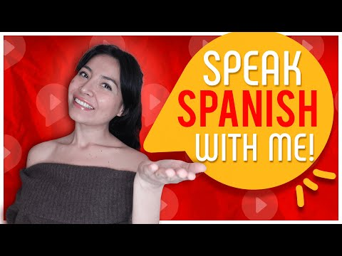 Practice Your Spanish With Me! Interactive Roleplay