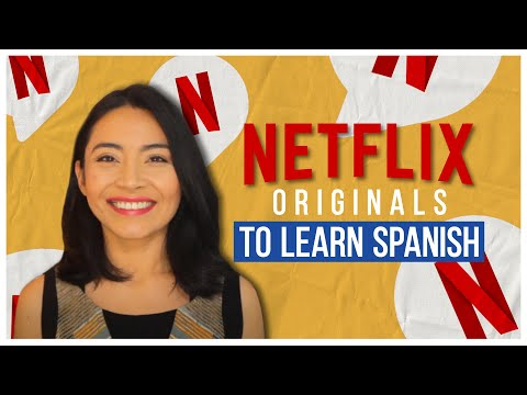 The BEST NETFLIX ORIGINALS To Learn Spanish (And the BEST Way to Watch) 📺