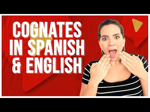Spanish Cognates: 30 Words That Are the Same in Spanish & English