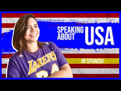 Talk IN SPANISH about THE USA: 8 Facts