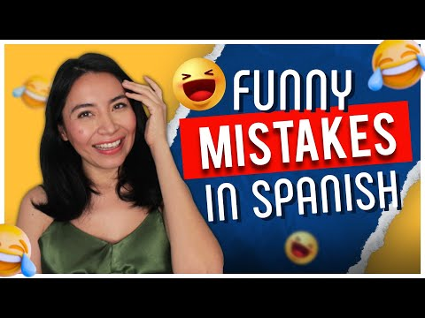 DON'T Make These 5 Funny Mistakes in Spanish (+ What to Say Instead) ❌