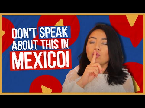 TABOOS In Mexico: Avoid These Topics!! ❌