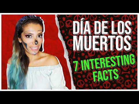 DIA DE LOS MUERTOS: 7 FACTS YOU DIDN'T KNOW!