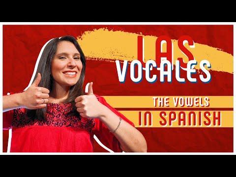 How to Pronounce the Spanish VOWELS Like a Native Speaker: A E I O U ✅ [SPANISH LESSON 8]
