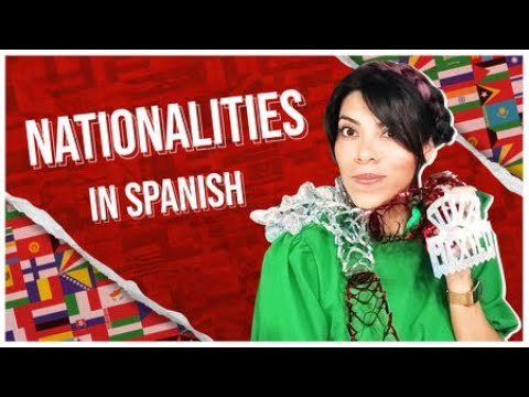 Where are YOU from? Essential phrases to speak about Nationality in Spanish [SPANISH LESSON 27]