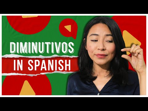 STOP Making Mistakes with Diminutives in Spanish, Use This SIMPLE TRICK 🧐