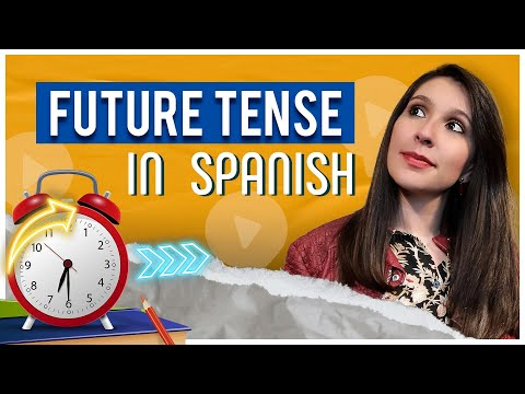 DON'T Learn the Spanish Future Tense Conjugation Table! (Do THIS instead to always use it correctly)