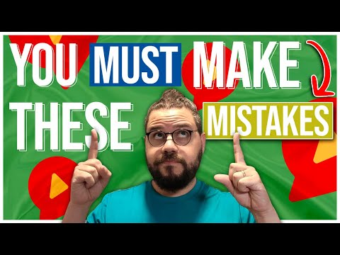Mistakes YOU MUST MAKE IN SPANISH TO SOUND LIKE A NATIVE 😉