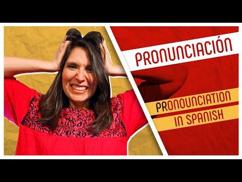 Spanish PRONUNCIATION BASICS 📢 How to Speak Spanish Like a Native Speaker [SPANISH LESSON 9]