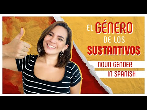 3 Tips to Easily Memorize NOUN GENDER in Spanish (& Many Examples) 🌈 [SPANISH LESSON 17]