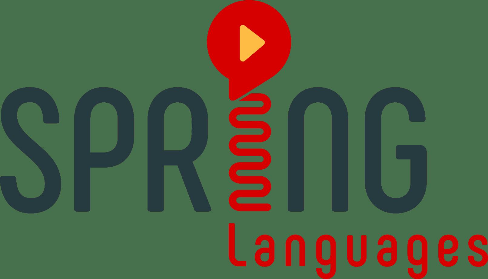 Spring Languages Logo