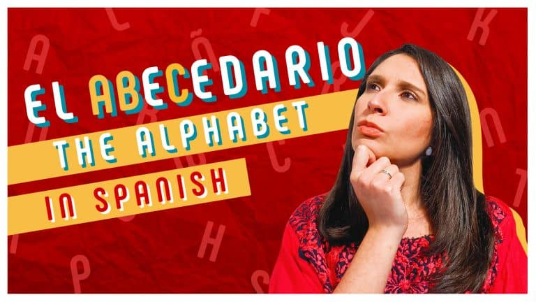 The Alphabet in Spanish 🔤