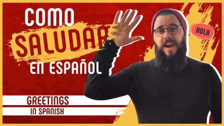 Greetings in Spanish 👋