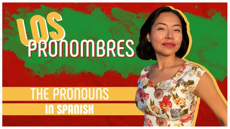 Personal Pronouns in Spanish