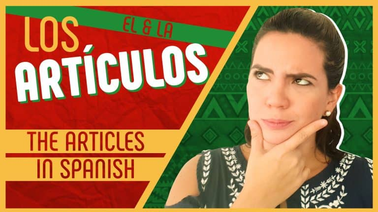 How to Use ARTICLES in Spanish Correctly (Trickier Than You'd Think!) 📚