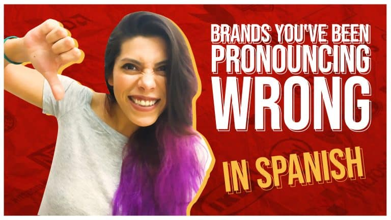 11 Spanish and Latin American brands you've been pronouncing wrong 🧐