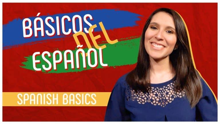 Spanish Travel Basics You NEED Before Going to Latin America 🏜️
