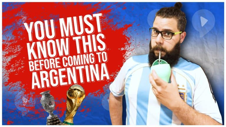 THREE Vital Cultural Rules in Argentina (You MUST Know These)