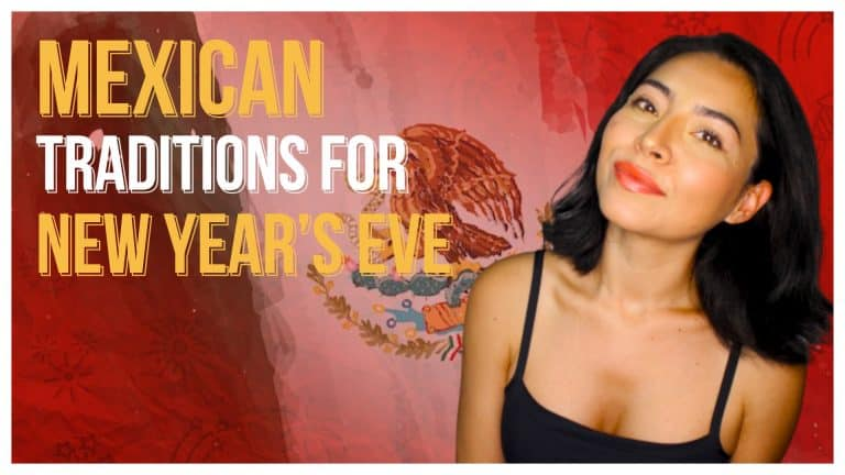 5 Mexican NEW YEAR TRADITIONS (Did YOU Know These?)