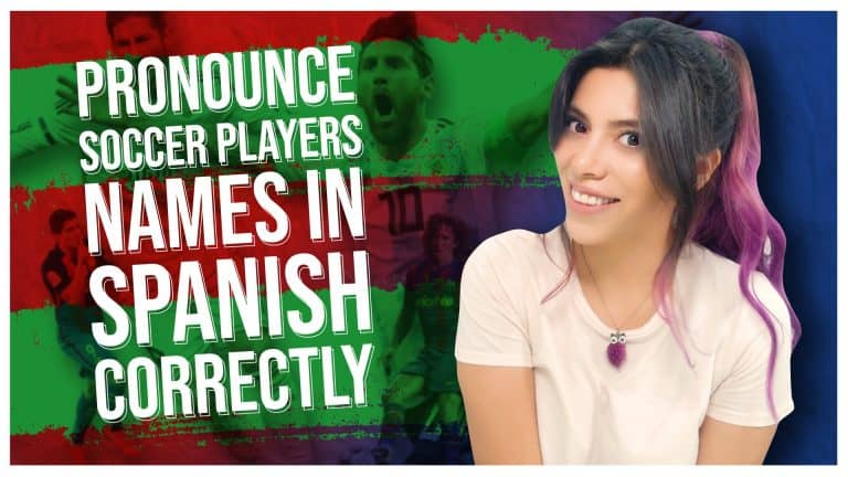 LATIN AMERICAN AND SPANISH SOCCER PLAYERS: Can You Pronounce Their Names?