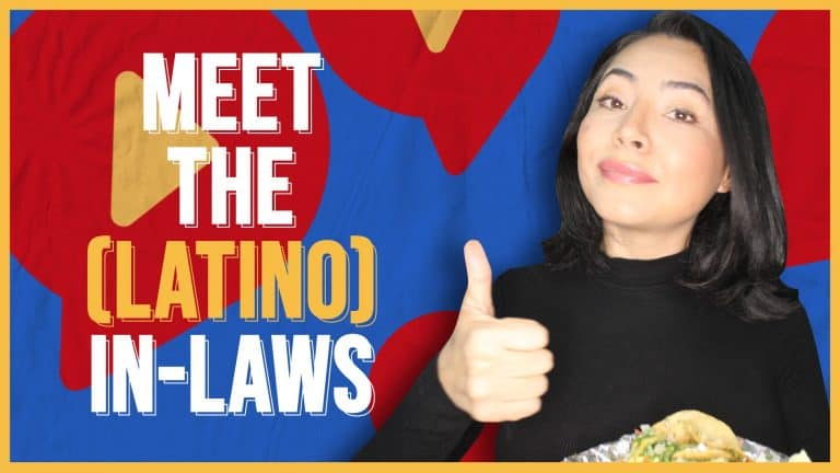 6 Ways to Impress YOUR LATINO IN-LAWS When You First Meet Them!