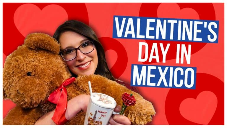 What Does VALENTINE'S DAY IN MEXICO Look Like?