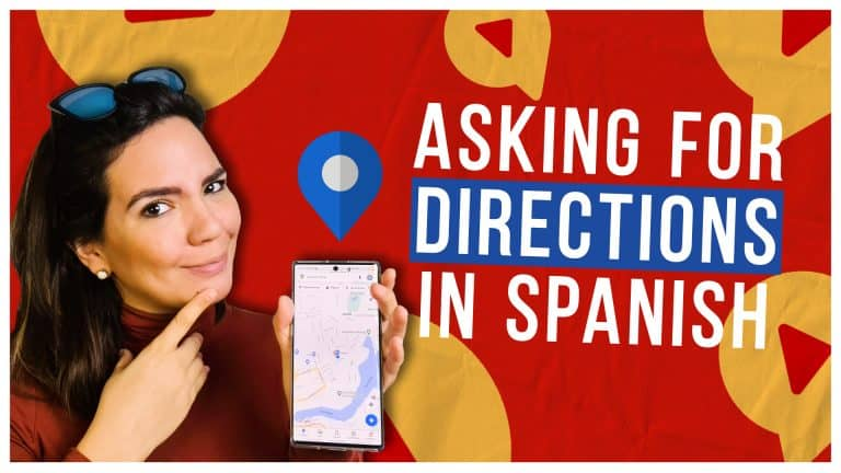 LOST in Mexico: What To Say in Spanish (Asking for Directions in Spanish)