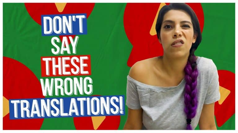 6 Hilarious Spanish Translations You Should NEVER Use (Say THIS Instead!)
