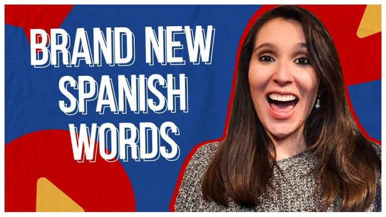 DO YOU KNOW THESE 10 AMAZING NEW SPANISH WORDS THAT DIDN'T EXIST IN 2019?