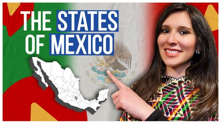 [SPANISH READING PRACTICE] Do YOU Know All The States of Mexico?