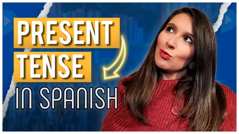 DON'T Learn the Spanish Present Tense Conjugation Table! (Do THIS instead for fluent Spanish)