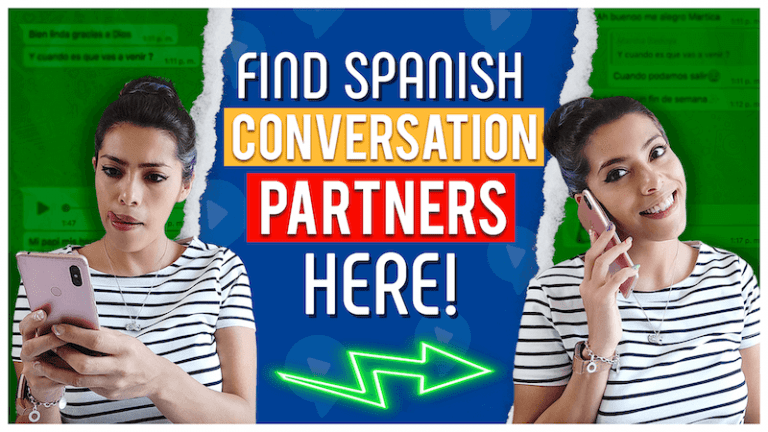 5 TOP Places and Apps to Find Someone to practice Spanish Conversation
