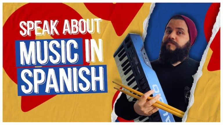 Talking about Music in Spanish
