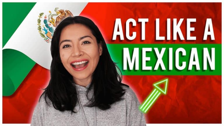 Tricks to make people believe you're Mexican