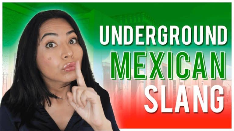 Insider Mexican Spanish