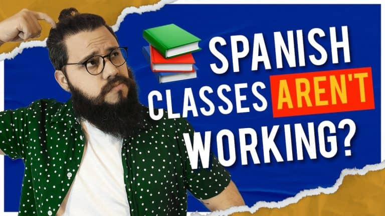 Why you aren't having success with your language classes