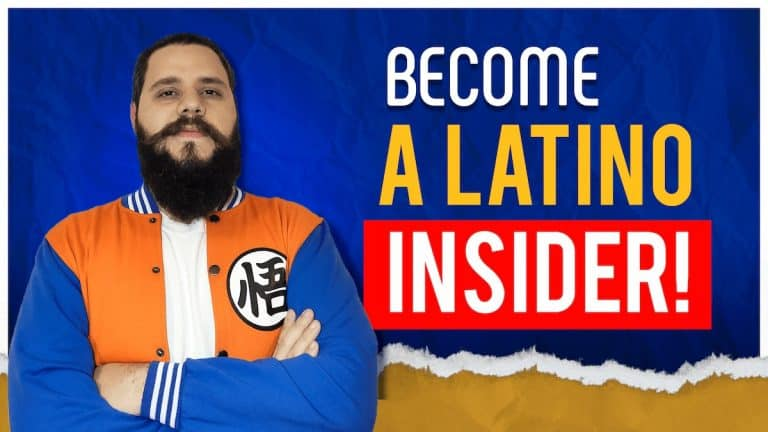 Spanish references that'll make you an insider when speaking with Latinos